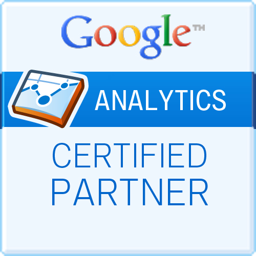 Google Analytics Certified Partner Knut Barth Logo
